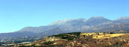 Góry Psiloritis - Idi