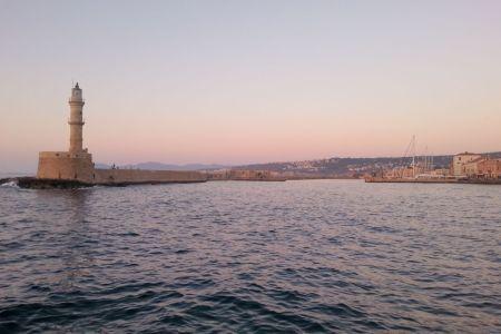 Kreta: Chania latarnia morska