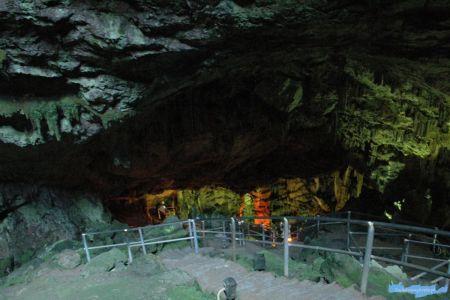 Jaskinia Dikti Kreta