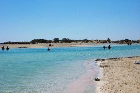 Wyspa Elafonisi