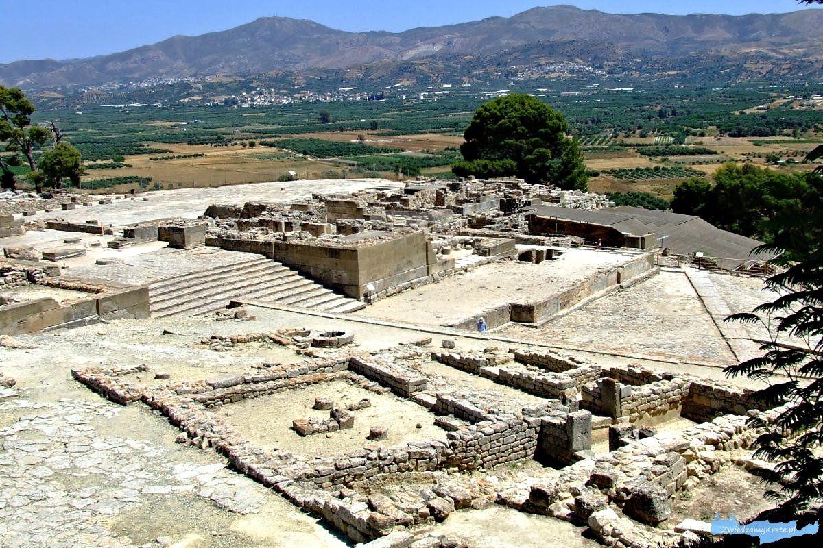 Pałac w Fajstos