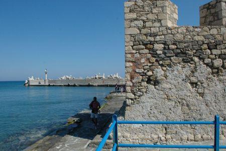 Forteca w Irapetra Kreta