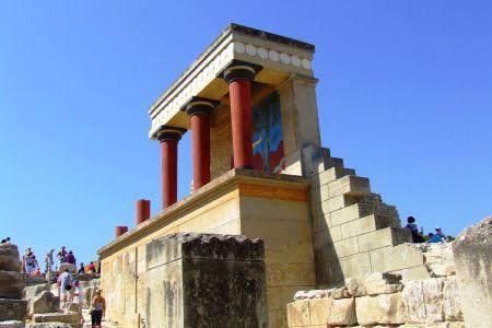 Pałac w Knossos