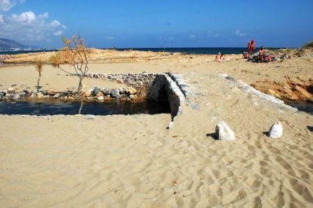 Plaża Malia