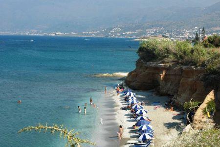 Plaża w Hersonissos