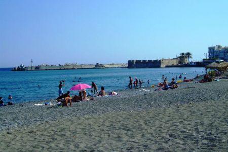 Plaża w Ierapetra