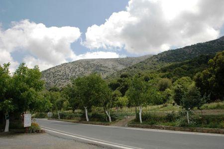 Płaskowyż Lassithi Kreta