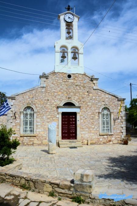 Agii Deka Kościół, Kreta