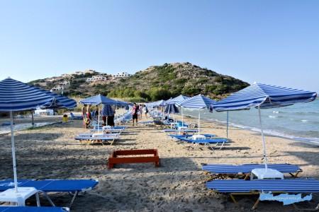 Almyros plaża Kreta