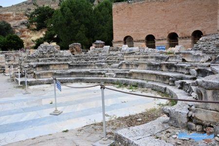 Gortyna Odeon Kreta