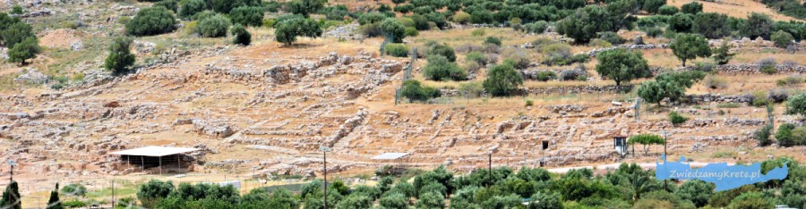 Wykopaliska Kato Zakros