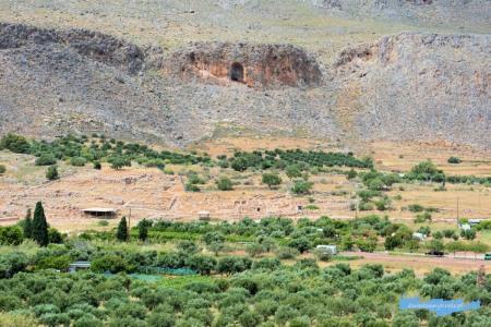Wykopaliska w Kato Zakros