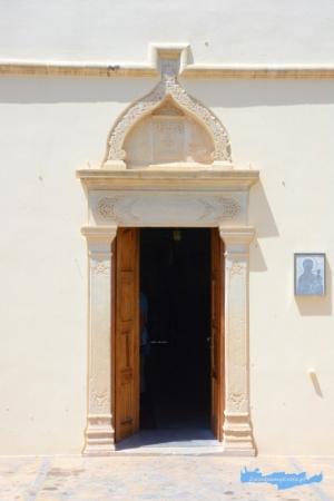 kościół Panagia Odigitria w Kritsa Kreta