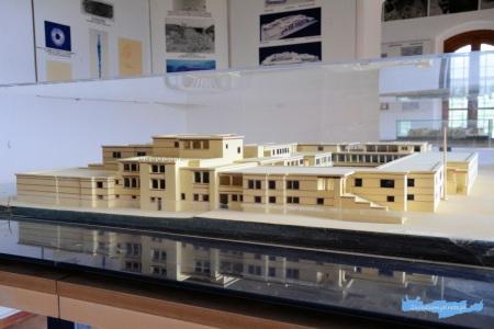 Wykopaliska Malia Kreta rekonstrukcja pałacu