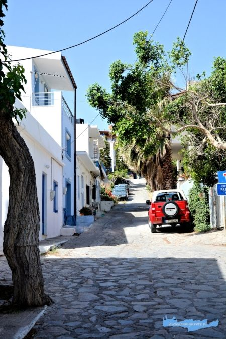 Mochlos dostawa świeżych ryb do restauracji nad brzegiem morza Kreta