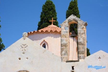 kościóła Panagia Kera Kreta