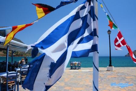Plaka restauracja Kreta