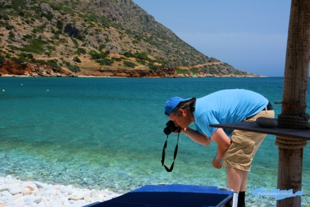 Plaka plaża Kreta