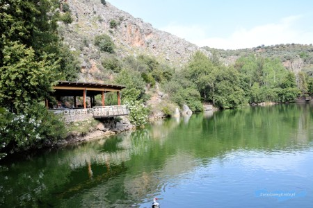 Jezioro Votomos Kreta