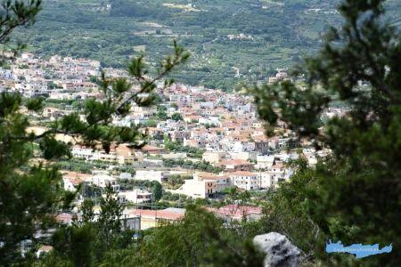 Widok na Archanes Kreta