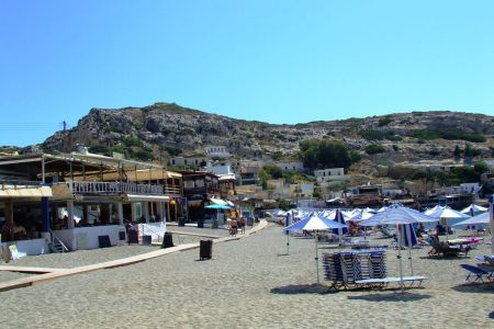 Plaża Matala Kreta