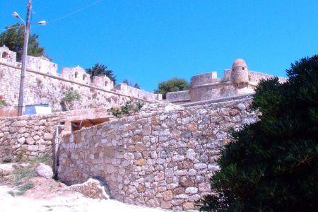 Twierdza wenecka Rethymnon Kreta