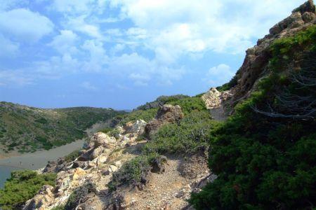 Plaża Vai okolice Kreta