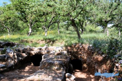 Armeni cmentarzysko Kreta