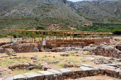 Roussolakkos Kreta
