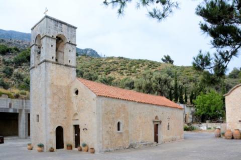 Moni Vrondisiu Kreta