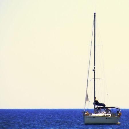 Kreta łódka