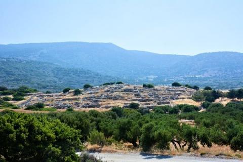 Gournia Kreta