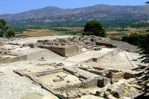Historia Krety