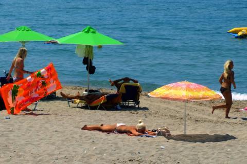 Plaże na Krecie