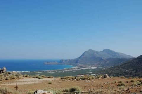 Kreta panoramy